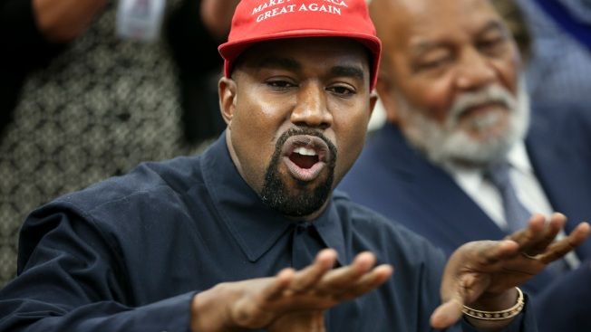 Kanye West Says He's Distancing Himself From Politics Weeks After Oval Office Meeting With Trump
