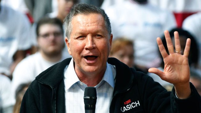 John Kasich Says Campaign Critics Need to 'Chill Out'