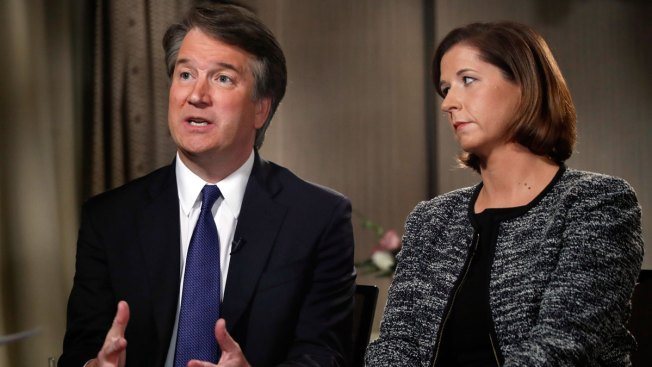 Kavanaugh: 'The Truth Is I've Never Sexually Assaulted Anyone'