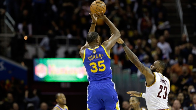 Kevin Durant: 'Steph Curry Is the Face of the Franchise'