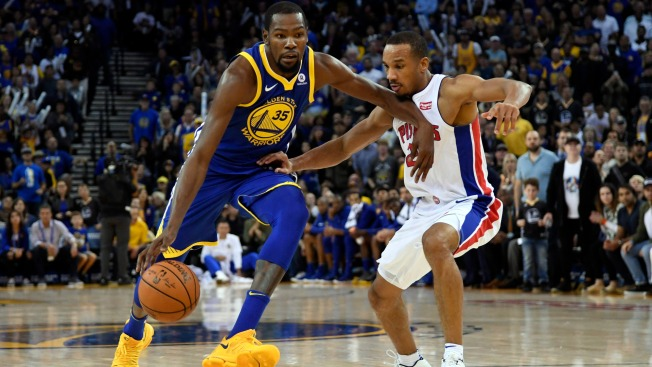 Kevin Durant weighs in on playing without Stephen Curry