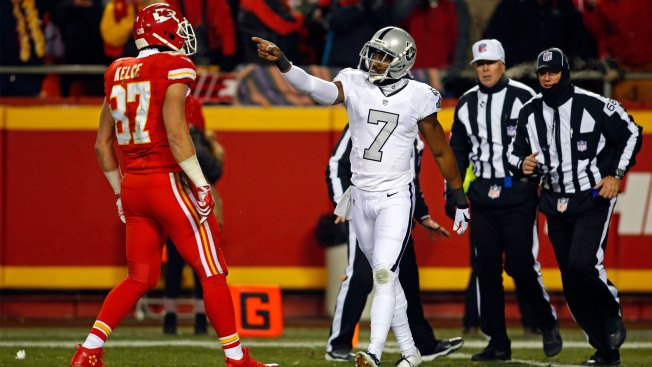 Notes: Kelce Mocks Marquette King, Raiders Punter Responds on Twitter