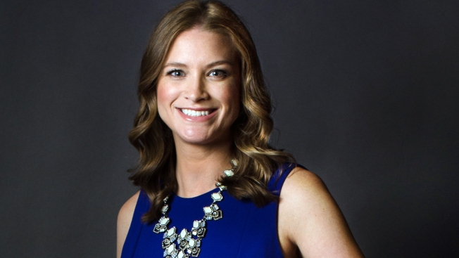Introducing Kerith Burke, NBC Sports Bay Area's Newest Warriors Sideline Reporter