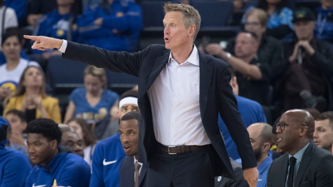 Kerr 'very, Very Confident' in His, Warriors' Actions as Reporter Questions Consistency on Social Issues