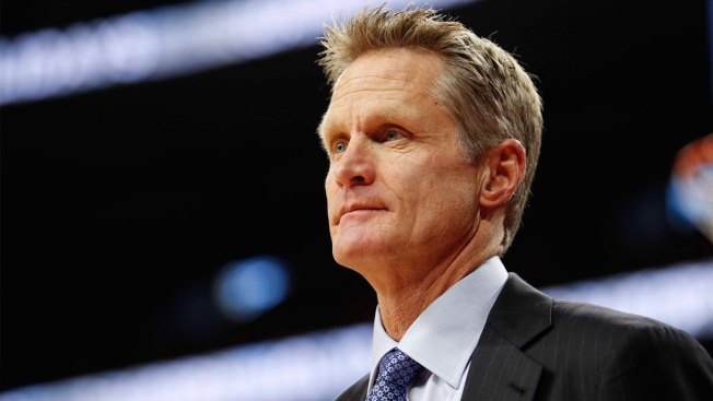 Steve Kerr Calls Out Government in Powerful Message After Florida Shooting