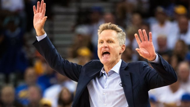 Warriors Spend Day Reviewing Rockets' Horror Show, Focus on One Area of Concern