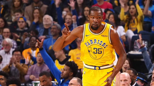 62196f3072b1 Why Kevin Durant Still Feels He Has to Prove Himself to Warriors Fans