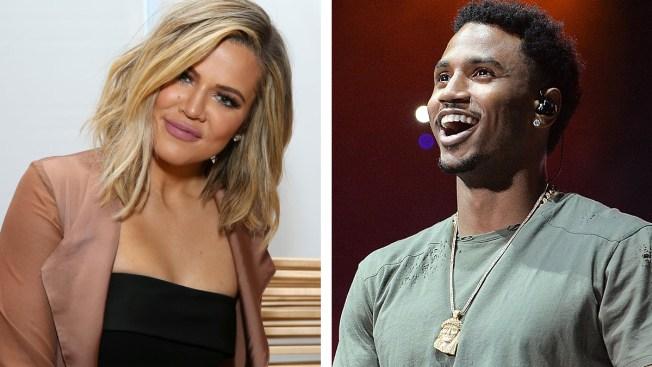 Khloe Kardashian, Trey Songz Seen 'Making Out' During Late Night in Las Vegas