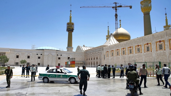Islamic State Claims Stunning Attack in Heart of Iran