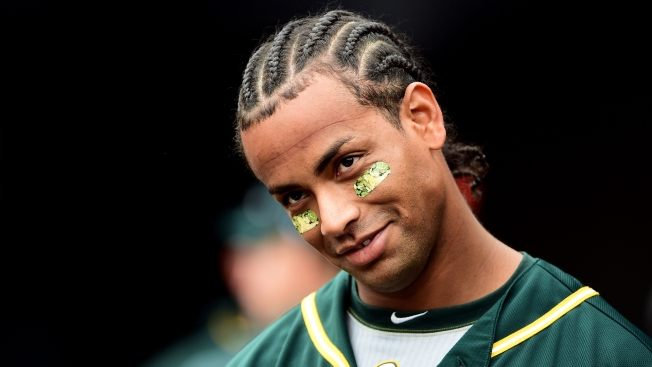 Khris Davis Agrees to Contract Extension With A's Through 2021 Season