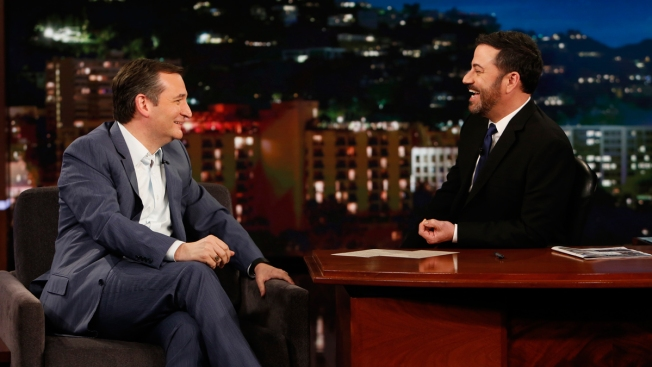 Sen. Ted Cruz Tops Jimmy Kimmel in Charity Game
