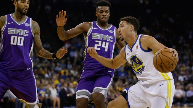 Kings Hang Tight, But End Postseason With Loss to Warriors