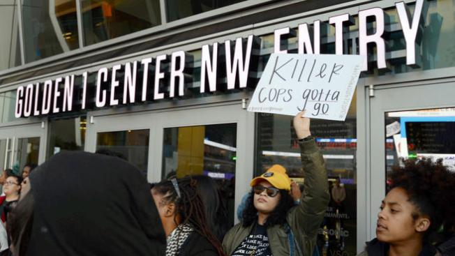 Doors at Golden 1 Center in Sacramento Closed Again After Protesters Return
