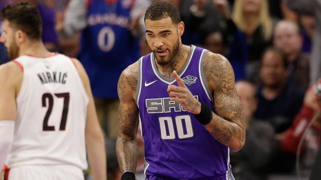 Kings top Trail Blazers