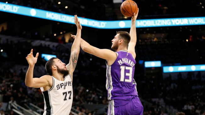 Five Takeaways From the Kings' 20-point Preseason Loss to the Spurs