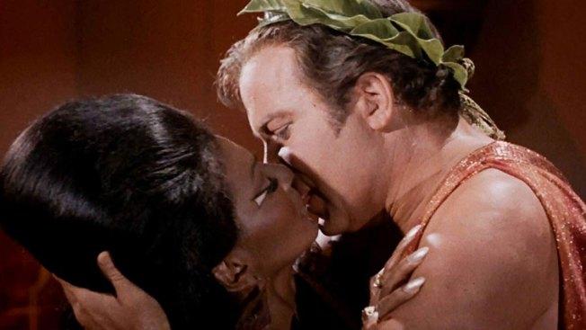 Interracial 'Star Trek' Kiss 50 Years Ago Heralded Change