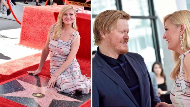 Actress Kirsten Dunst Receives Hollywood Walk of Fame Star