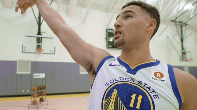 Warriors find jersey patch partner