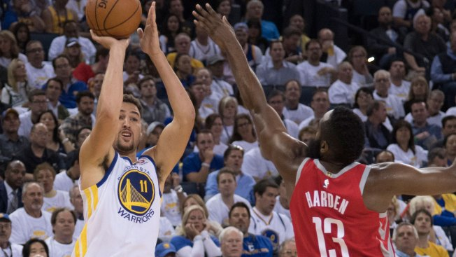 Warriors' Klay Thompson Pledges $1000 Per Point For North Bay Fire Victims
