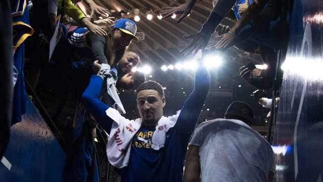 Klay Thompson scores 60 for Warriors in rout of Pacers