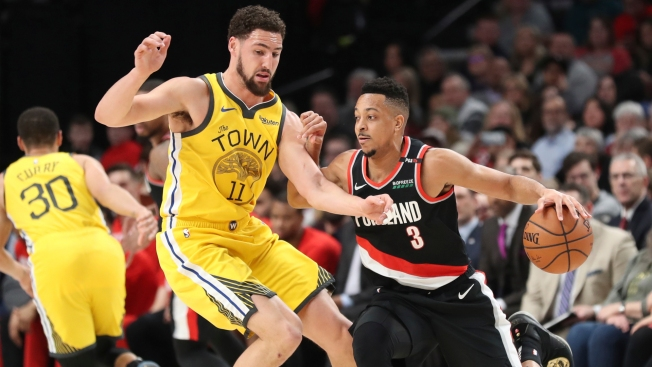 Warriors-Blazers: NBC Sports Bay Area, Northwest Reporters Preview Series