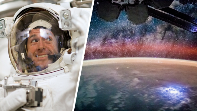 'I Voted From Space': Only American Not on Earth Casts Ballot From International Space Station