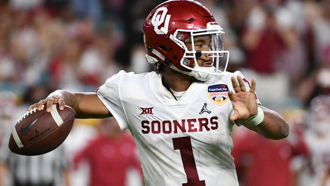 MLB Rumors: A's Would Put Kyler Murray on 40-man Roster to Make Him Spurn NFL