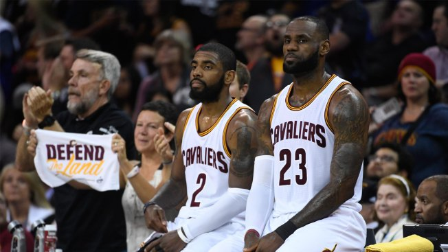 Kyrie Irving Does Not Care About LeBron James' Feelings