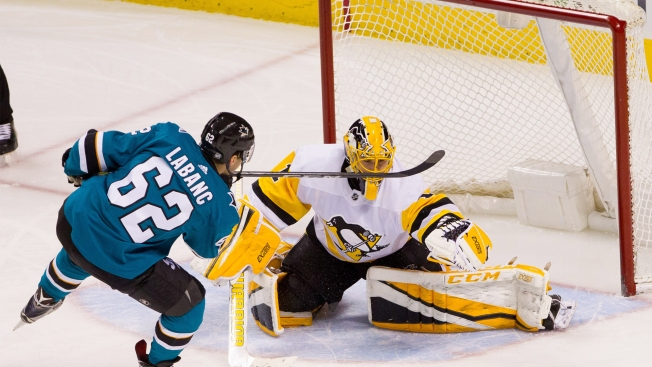 Penguins Fall to Sharks