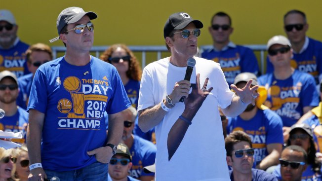 Report: Warriors Pay $4 Million to Cover Parade Costs