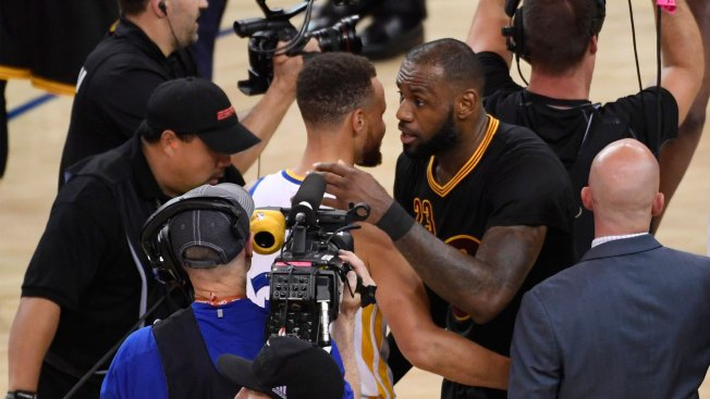 LeBron James is reportedly 'frustrated' by the Cavaliers' underwhelming offseason