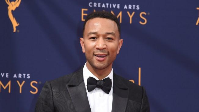 John Legend, Andrew Lloyd Webber, Tim Rice Now EGOT Winners