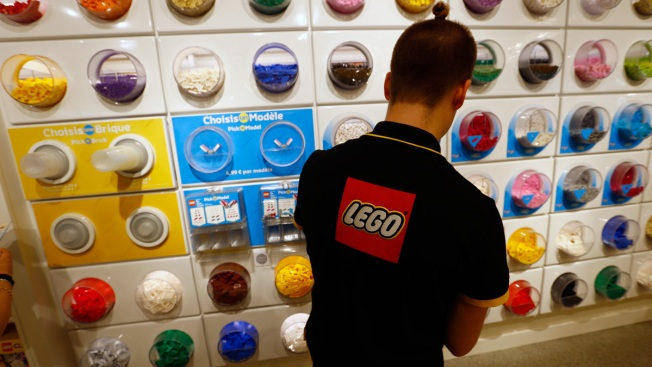 Donating Legos: Toymaker Tests Way to Reuse Bricks