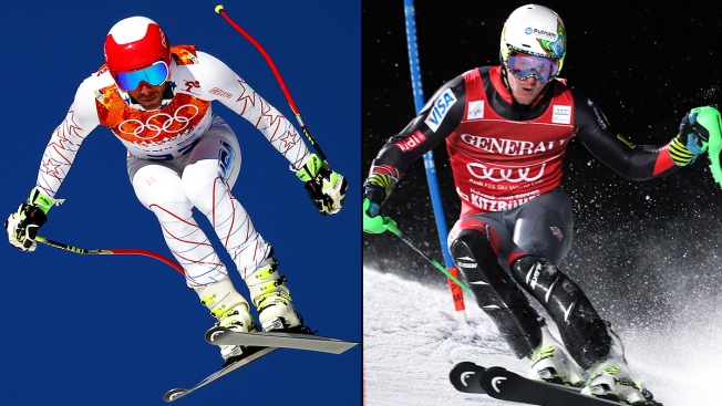 Disappointing Finish for U.S. Favorites Bode Miller, Ted Ligety