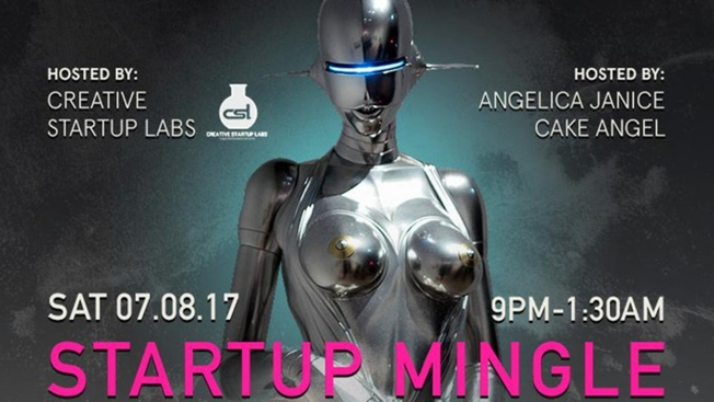 Startup Mingle Party and 'Summer Seduction' Lingerie Show in San Francisco Prompts Cries of Sexism