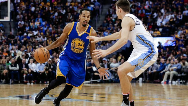 Warriors shoot down Nuggets in National Basketball Association