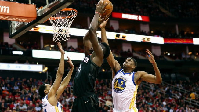 Looney Proves to Be the Perfect Pro as Warriors' Surprise Star Vs Rockets