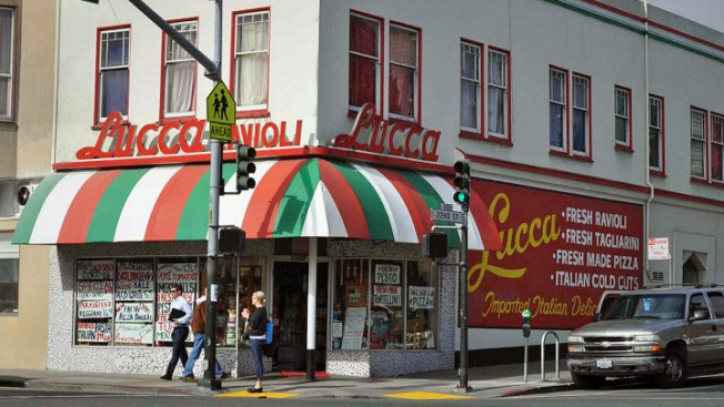 Lucca Ravioli in SF Set to Close For Good After 94 Years in Business