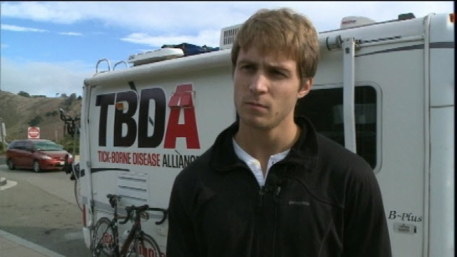 Man With Lyme Disease Begins Cycling Cross-Country to Raise Awareness