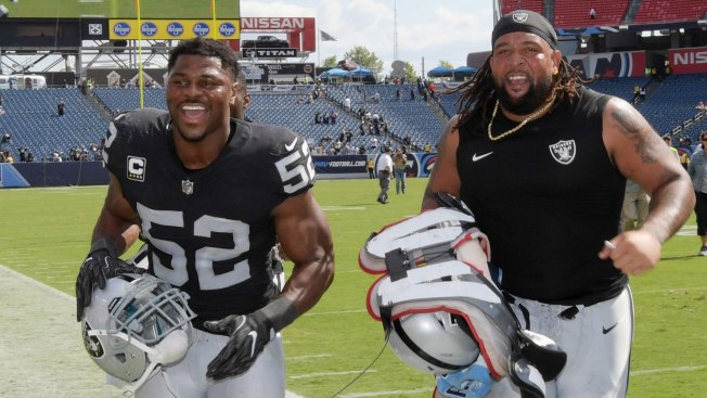 Donald Penn Expected To Sign Two-Year Extension With Raiders