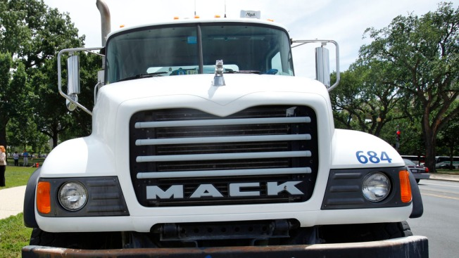 Match made in marketing heaven: Raiders Khalil Mack signs with Mack Trucks