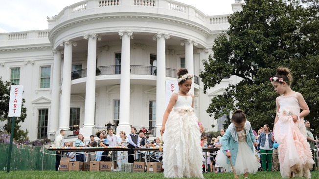 PHOTOS: 2017 White House Easter Egg Roll