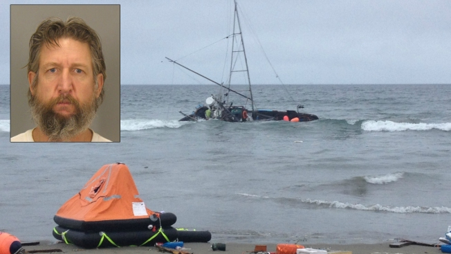"""Paloma"" Removal Costs $120,000; Coast Guard Removes 35 Gallons of Fuel Aboard Abandoned Boat"