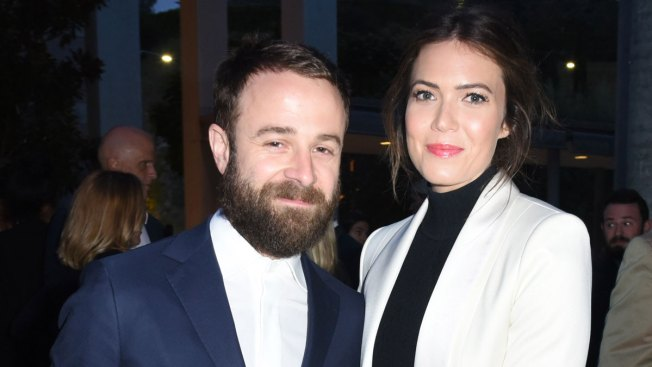 Mandy Moore and Taylor Goldsmith Wed