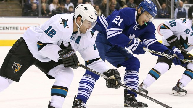 Marleau Leaves Sharks, Signs Three-year Deal With Toronto