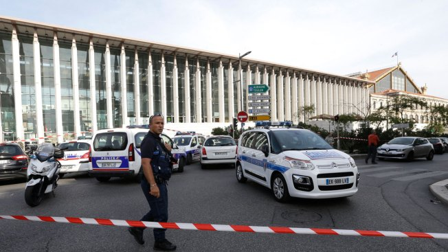 Man With Knife Kills 2 at French Station, Yells 'Allahu Akbar'