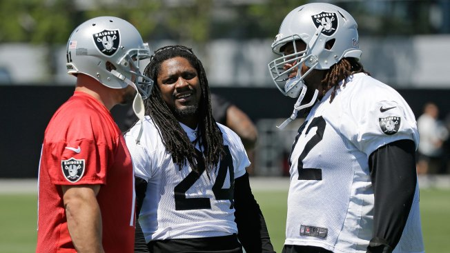 Lynch 'soaking Up the System,' Easing Into Raiders OTA Practices