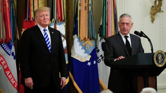 Mattis Says He Has Extra Authority to Use Military on Border