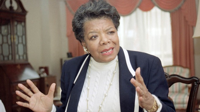9 Republicans Reject Naming Post Office After Maya Angelou