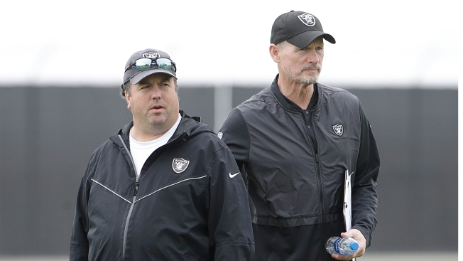 NFL Draft: How Raiders' Need for Edge Rusher Impacts Their Strategy